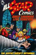 ALL STAR COMICS ONLY LEGENDS LIVE FOREVER HC