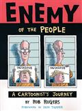 ENEMY OF PEOPLE TP CARTOONISTS JOURNEY