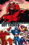 MARVEL VISIONARIES TP ROY THOMAS