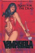 VAMPIRELLA ROSES FOR DEAD HC SGN ED