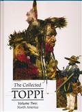 COLLECTED TOPPI HC VOL 02 NORTH AMERICA