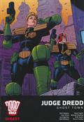 JUDGE DREDD GHOST TOWN 2000 AD DIGEST
