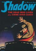 SHADOW DOUBLE NOVEL SC VOL 144 DEAD LIVED & CRIME OVER CASCO