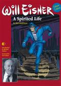 WILL EISNER SPIRITED LIFE HC NEW PTG