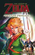 LEGEND OF ZELDA TWILIGHT PRINCESS GN VOL 05