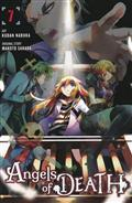 ANGELS OF DEATH GN VOL 07