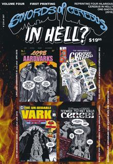 SWORDS OF CEREBUS IN HELL TP VOL 04