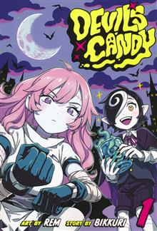 DEVILS CANDY GN VOL 01 (MR)