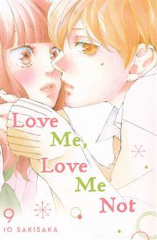 LOVE ME LOVE ME NOT GN VOL 09