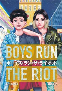 BOYS RUN THE RIOT GN VOL 02 (MR)