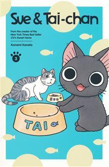 SUE & TAI CHAN GN VOL 03