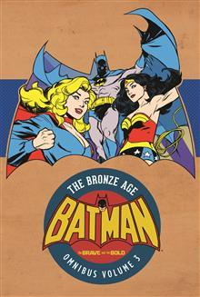 BATMAN BRAVE & THE BOLD BRONZE AGE OMNIBUS HC VOL 03