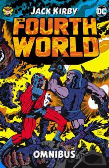FOURTH WORLD BY JACK KIRBY OMNIBUS HC NEW PRINTING