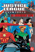 JUSTICE LEAGUE ADVENTURES VOL 1 THE MAGNIFICENT SEVEN TP