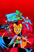 JUSTICE LEAGUE ADVENTURES VOL 2 FRIENDS AND FOES TP