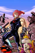 THUNDERCATS VOL 2 THE RETURN TP