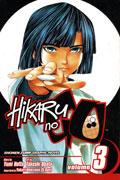 HIKARU NO GO GN VOL 03