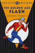 GOLDEN AGE FLASH ARCHIVES VOL 2 HC