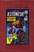 MARVEL MASTERWORKS ATLAS TALES TO ASTONISH VOL 1 HC