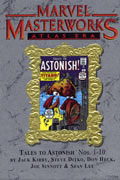 MARVEL MASTERWORKS ATLAS TALES TO ASTONISH VOL 1 HC VARIANT
