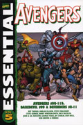 ESSENTIAL AVENGERS VOL 5 TP