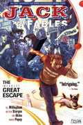 JACK OF FABLES VOL 1 NEARLY GREAT ESCAPE TP (MR)