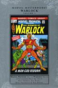 MARVEL MASTERWORKS WARLOCK VOL 1 NEW ED HC