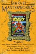 MARVEL MASTERWORKS WARLOCK VOL 1 HC VAR ED 72