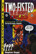 EC ARCHIVES TWO FISTED TALES VOL 1 HC