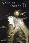 VAMPIRE HUNTER D NOVEL VOL 10 DARK NOCTURNE (MR)