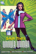 DIANA PRINCE WONDER WOMAN VOL 1 TP