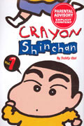 CRAYON SHINCHAN VOL 01 (MR)
