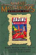 MMW GOLDEN AGE DARING MYSTERY HC VOL 1 VAR ED 89