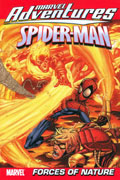 MARVEL ADV SPIDER-MAN TP VOL 08 FORCES OF NATURE DIGEST