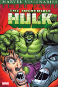 HULK VISIONARIES PETER DAVID VOL 5 TP