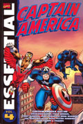 ESSENTIAL CAPTAIN AMERICA TP VOL 04
