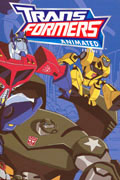 TRANSFORMERS ANIMATED VOL 1 TP