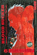 BLOOD SUCKER LEGEND OF ZIPANGU GN VOL 06 (OF 9) (MR)