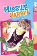 MISSILE HAPPY GN VOL 02 (OF 5)