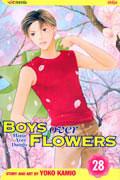 BOYS OVER FLOWERS TP VOL 28