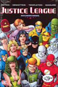 JUSTICE LEAGUE INTERNATIONAL VOL 4 HC