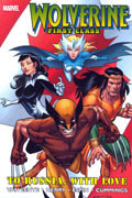 WOLVERINE FIRST CLASS VOL 2 TO RUSSIA WITH LOVE TP