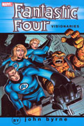 FANTASTIC FOUR VISIONARIES JOHN BYRNE VOL 0 TP