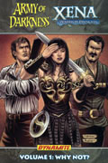 ARMY OF DARKNESS VS XENA VOL 1 TP