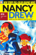 NANCY DREW GN SC VOL 16 WHAT GOES UP