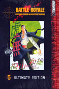 BATTLE ROYALE ULTIMATE ED HC VOL 05 (OF 5) (MR)