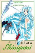 BALLAD OF A SHINIGAMI VOL 3