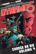 DYNAMO 5 TP VOL 04 CHANGE OR DIE