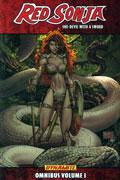 RED SONJA SHE DEVIL SWORD OMNIBUS TP VOL 01