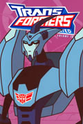 TRANSFORMERS ANIMATED VOL 13 TP